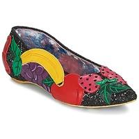 Sapatos Mulher Sabrinas Irregular Choice BANANA BOAT Preto