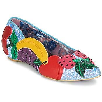 Sapatos Mulher Sabrinas Irregular Choice BANANA BOAT Azul