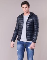 Textil Homem Quispos Emporio Armani EA7 CORE ID 8NPB02 Marinho