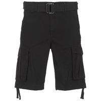 Textil Homem Shorts / Bermudas Jack & Jones JJIANAKIN Preto