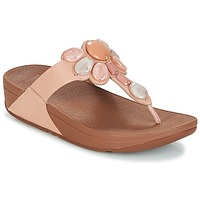 Sapatos Mulher Chinelos FitFlop HONEYBEE JEWELLED TOE Cru