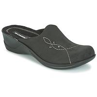 Sapatos Mulher Chinelos Romika VILLA 125 Preto