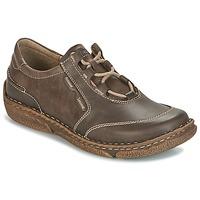 Sapatos Mulher Sapatos Josef Seibel NEELE 28 Castanho / Verde