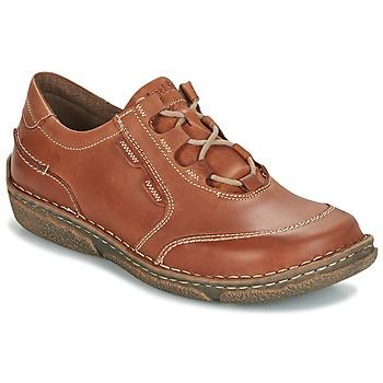 Sapatos Mulher Sapatos Josef Seibel NEELE 28 Castanho