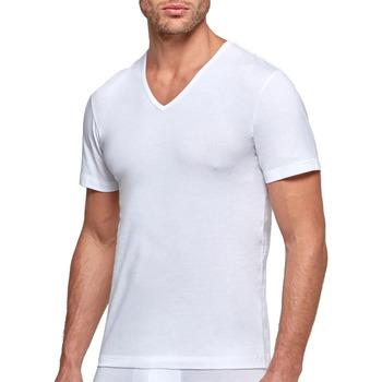 Textil Homem T-Shirt mangas curtas Impetus GO31024 26C Branco