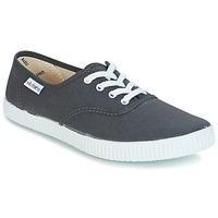 Sapatos Sapatilhas Victoria INGLESA LONA Antracite