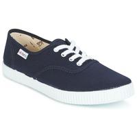 Sapatos Sapatilhas Victoria INGLESA LONA Marinho