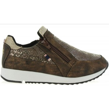 Sapatos Rapariga Sapatilhas Lois 83851 Marrón