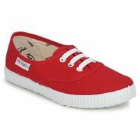 Sapatos Criança Sapatilhas Victoria 6613K Vermelho