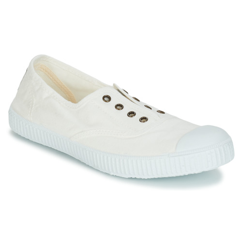 Sapatos Mulher Sapatilhas Victoria 6623 Branco