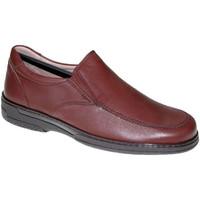 Sapatos Homem Mocassins Primocx Pneus especiais para diabéticos para homens de sapato mais confo marrón