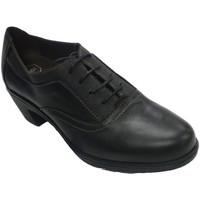 Sapatos Mulher Sapatos Sigo Sapato feminino com calcanhar  em Pr negro
