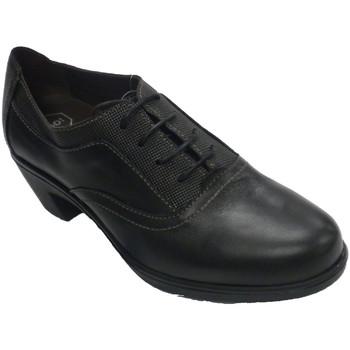 Sapatos Mulher Sapatos Sigo Sapato feminino com calcanhar  em Preto negro