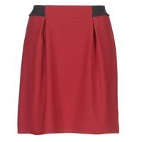 Textil Mulher Saias Naf Naf KATIA Vermelho