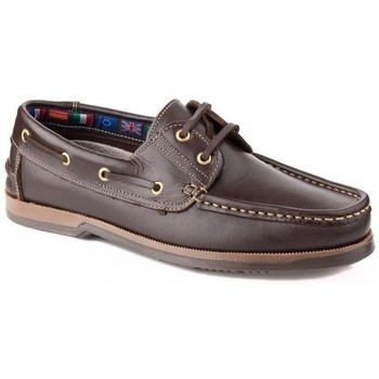 Sapatos Sapato de vela Bipedes carlos manuel 110 castanho Castanho