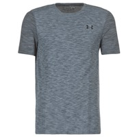 Textil Homem T-Shirt mangas curtas Under Armour THREADBORNE SEAMLESS SS Cinza