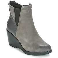 Sapatos Mulher Botins Sorel After Hours Chelsea Cinza