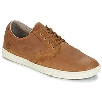 Sapatos Homem Sapatilhas Timberland FULK LP OX Castanho