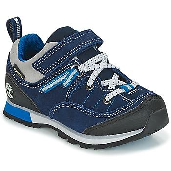 Sapatos Criança Sapatilhas Timberland GRIFFIN PARK LOW GTX Azul