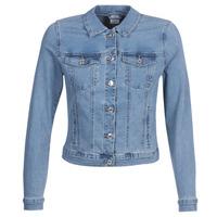 Textil Mulher casacos de ganga Vero Moda VMHOT SOYA Azul / Claro