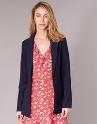 Textil Mulher Casacos/Blazers Vero Moda VMELKE Marinho