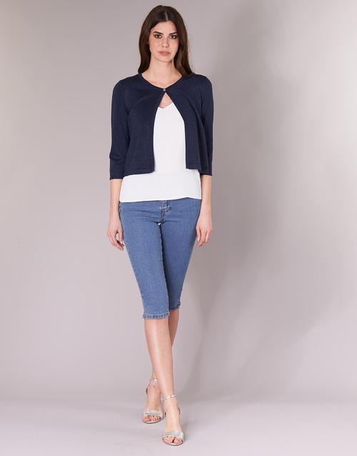 Textil Mulher Calças curtas Vero Moda VMHOTSEVEN Azul