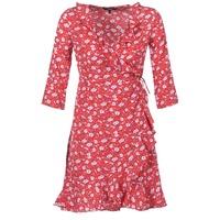 Textil Mulher Vestidos curtos Vero Moda VMMOLLY Vermelho