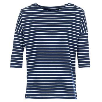 Textil Mulher Sweats Vero Moda VMULA Marinho / Branco