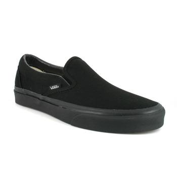 Sapatos Slip on Vans CLASSIC SLIP ON Preto / Preto