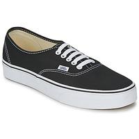 Sapatos Sapatilhas Vans AUTHENTIC Preto