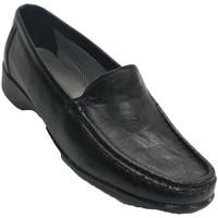 Sapatos Mulher Mocassins Fleximax Mocassim tipo sapato mulher  em Preto negro