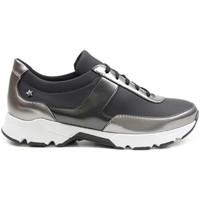 Sapatos Mulher Sapatilhas de cano-alto Cubanas Sapatilha DI-RUN400 Preto