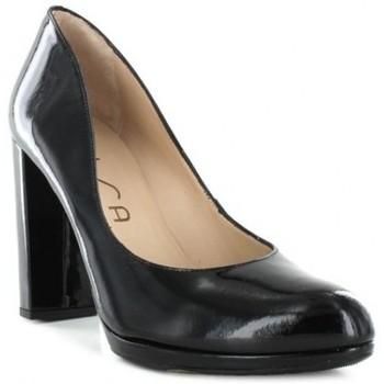 Sapatos Mulher Escarpim Unisa Sapatos Pianto Preto