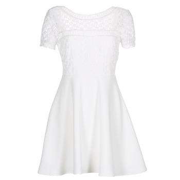 Textil Mulher Vestidos curtos Betty London INLOVE Branco