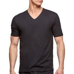 Textil Homem T-Shirt mangas curtas Impetus 1360002 020 Preto