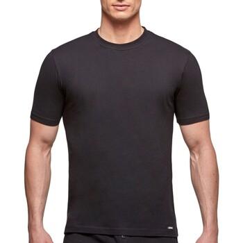 Textil Homem T-Shirt mangas curtas Impetus 1361001 020 Preto