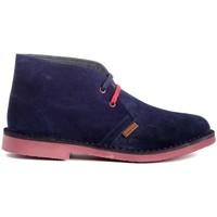 Sapatos Homem Botas baixas Colour Feet MOGAMBO Azul