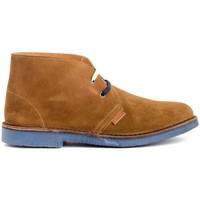 Sapatos Homem Botas baixas Colour Feet MOGAMBO Castanho