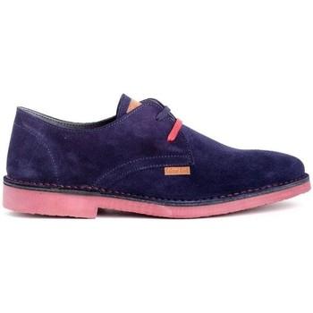 Sapatos Homem Sapatos Colour Feet HATARI Azul