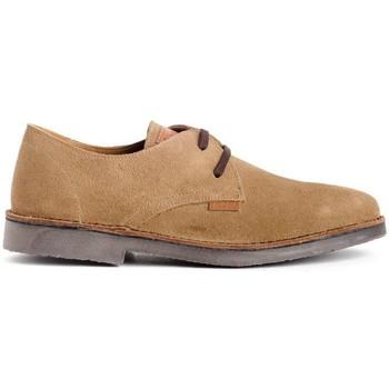 Sapatos Homem Sapatos Colour Feet HATARI Bege