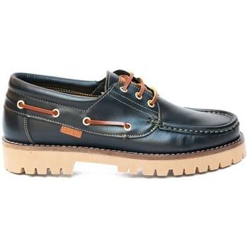 Sapatos Homem Sapato de vela Colour Feet NAUTIC Azul