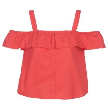 Textil Mulher Tops / Blusas Moony Mood IFARANDOL Vermelho