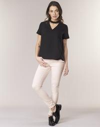 Textil Mulher Calças Noisy May NMLUCY Rosa