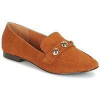Sapatos Mulher Mocassins Bocage ABELONE Conhaque