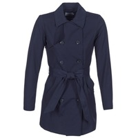 Textil Mulher Trench Only LUCY Marinho