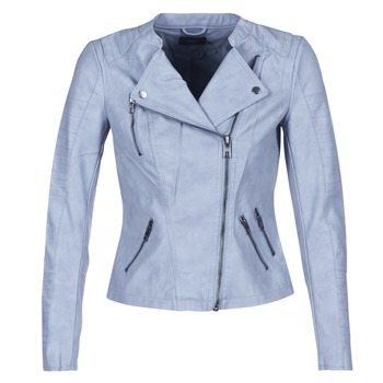 Textil Mulher Casacos de couro/imitação couro Only AVA Azul