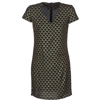 Textil Mulher Vestidos curtos Only ANE MONEY Preto
