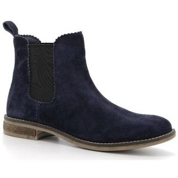 Sapatos Mulher Botins Cafe Do Brasil Botins Azul
