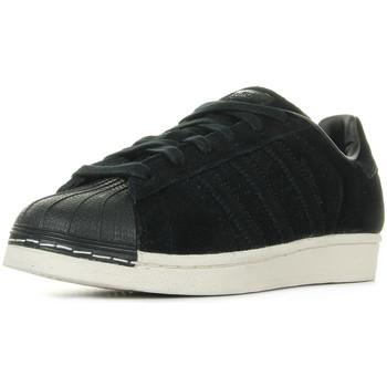 Sapatos Criança Sapatilhas adidas Originals Superstar Core Black Preto