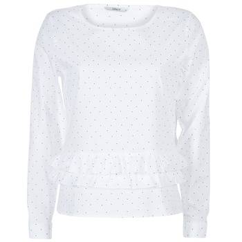 Textil Mulher Tops / Blusas Only TINE Branco